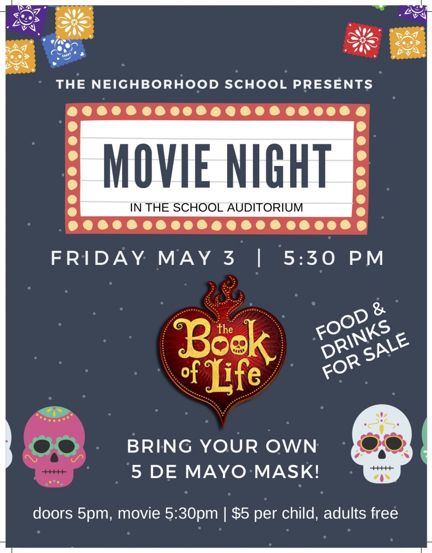 May Movie Night