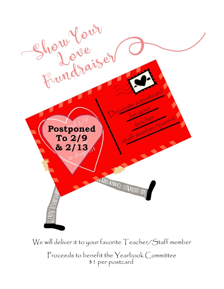 SHOW YOUR LOVE FUNDRAISER