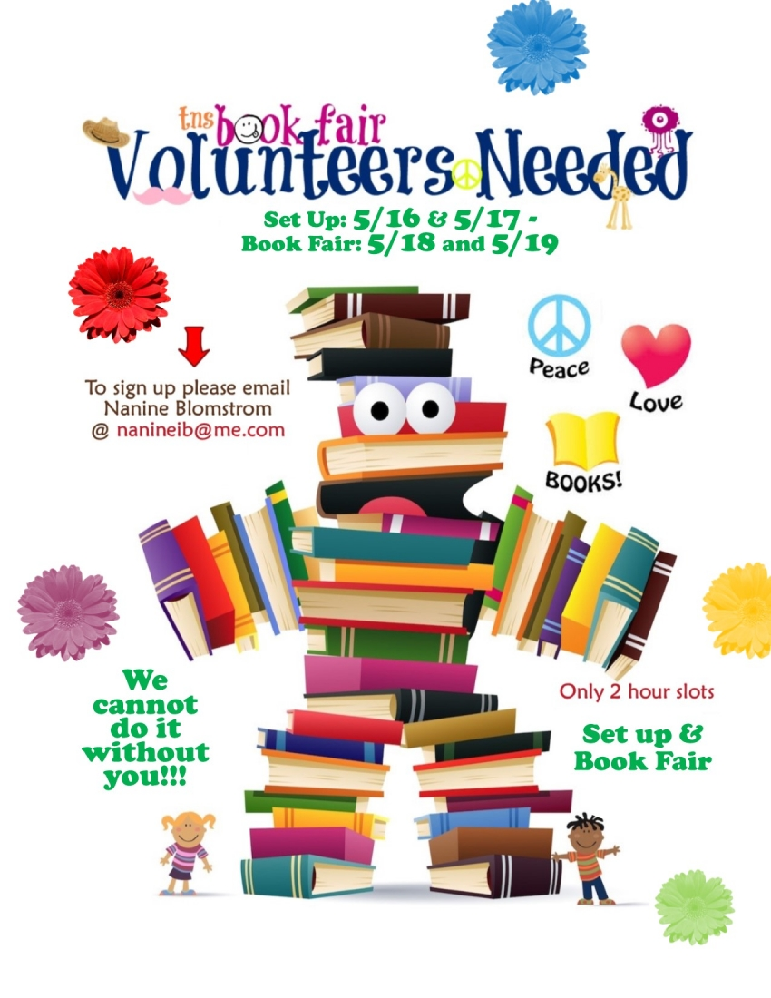 Calling all book loving volunteers
